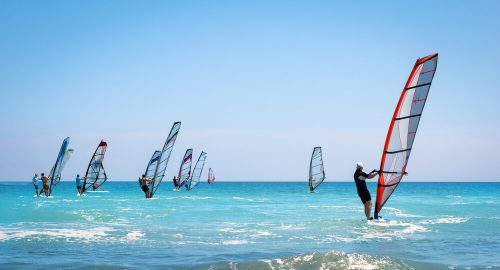 How Long Do Windsurfing Sails Last?