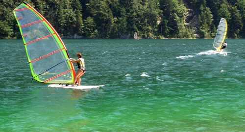 Is Windsurfing A Sport ?