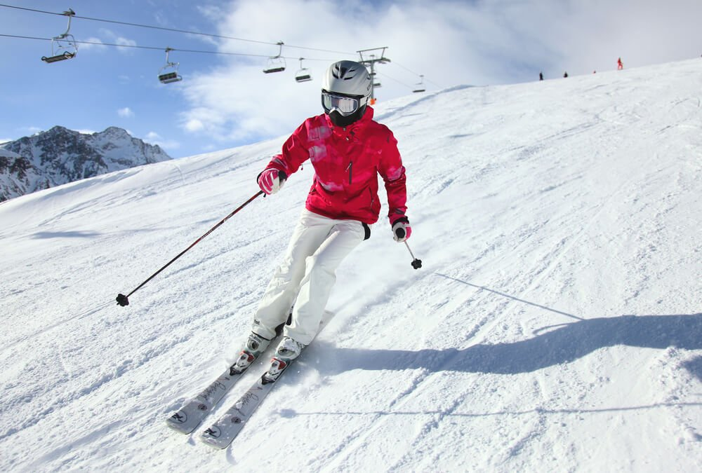 Is Skiing An Extreme Sport?