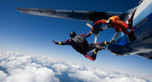 Is Skydiving An Extreme Sport?